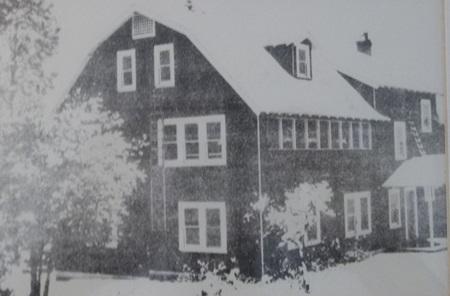 Mono Mission School, North Fork